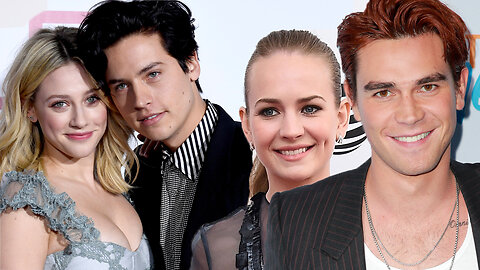 Riverdale's Lili Reinhart & Cole Sprouse BREAK UP As KJ Apa & Britt Robertson Become A Couple!