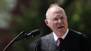 Supreme Court Justice Anthony Kennedy Announces His Retirement - Video