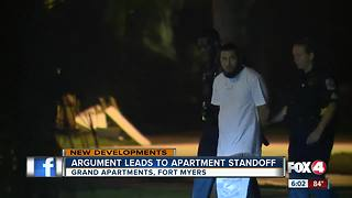 Roommate argument escalates into multiple arrests in Fort Myers