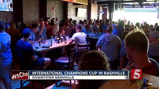 Manchester City Hosts Pre-Match Event - Video