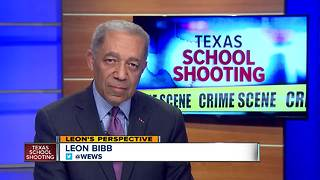 COMMENTARY: Leon Bibb on the deadly Santa Fe school shooting - Video