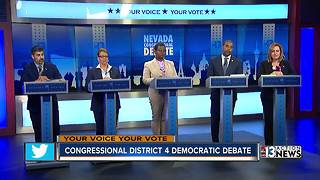 Debate: Nevada 4th Congressional District - Video