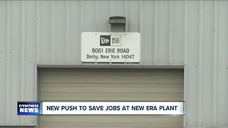 New Era officials announce when they will close Derby plant