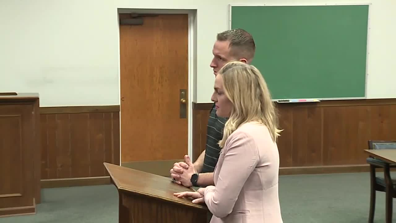 Euclid officer in court for 2017 traffic stop assault caught on camera