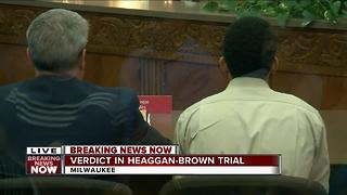 Former Milwaukee Police officer Dominique Heaggan-Brown found not guilty in fatal shooting - Video
