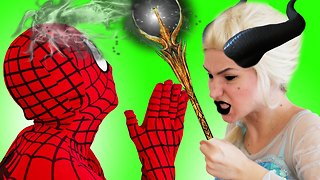 spiderman in real life funny - Video