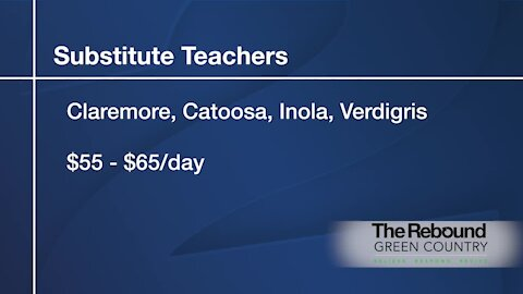Who's Hiring: Substitute Teachers
