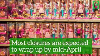 Here's what you can expect from the Toys R Us liquidation sale - Video