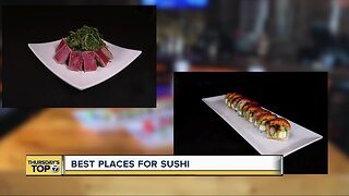 Thursday's Top 7: The best sushi spots in metro Detroit