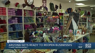 Arizona gets ready to reopen businesses