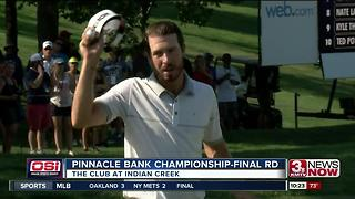 Pinnacle Bank Championship - Final Round - Video