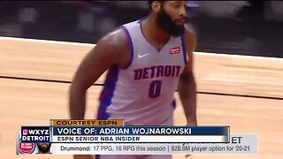 Woj: Trade market not great for Drummond deal