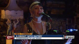 A Knight With Gatsby event at Commonwealth - Video