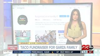 Taco Fundraiser for Garza Family - Video