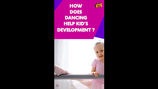 How Do Early Childhood Dance Classes Help Toddlers?
