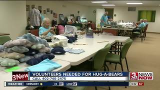 Hug-A-Bears looking for volunteers - Video