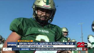 Male Athlete of the Week: Bryan Pantoja - Video
