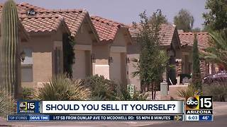 Should you sell your house yourself? - Video