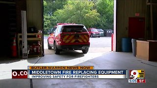 Middletown Fire replacing equipment - Video