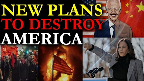 Exposing The NEW Plans To Destroy America In 2021: Election-Rigging, Open Borders, & More Pandemics!