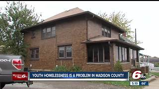 More than 350 students are homeless in Madison County - Video
