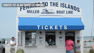 Ferry rides to put-in-bay resume today