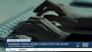 How to protect your computer from hackers while working from home