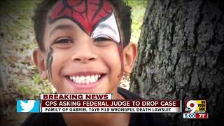 Cincinnati Public Schools ask judge to dismiss Gabriel Taye family's lawsuit - Video