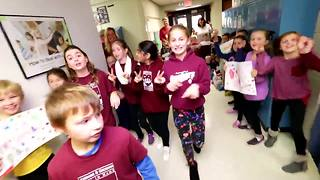 South Davis Elementary makes anti-bullying music video