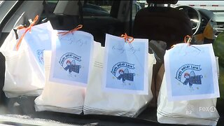 Beverly's Angels delivers food to homebound people in SWFL