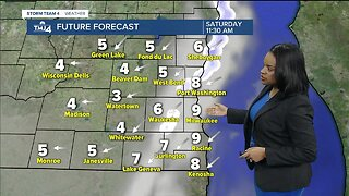 TMJ4 Weather Forecast 3/21/20
