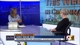 This Week in Cincinnati: Examining Issue 1 with Chief Justice Maureen O'Connor