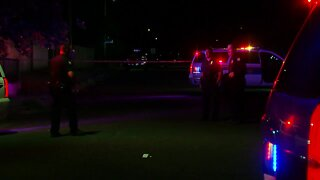 Shooting investigation in Phoenix near 24th Street and Southern Avenue