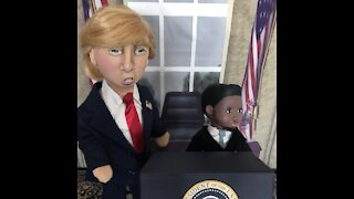 Part 8 - Adorable Deplorable Dolls For Trump 2020