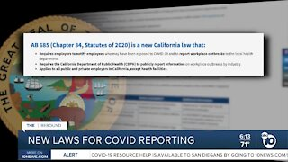 New COVID-19 protections for employees
