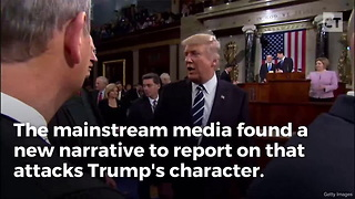 Bombshell Letter Changes Everything About Media's Trump-Affair Story - Video