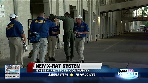 New x-ray system helps law enforcement better deal with suspicious package situations