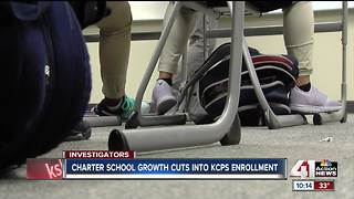 Charter school growth cuts into KCPS enrollment