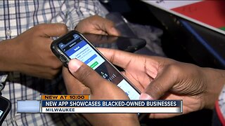 MKE Black: New mobile app spotlights black-owned businesses