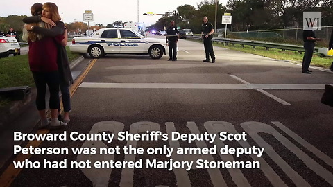 Bombshell Report: Multiple Cops Refused to Enter FL School During Shooting