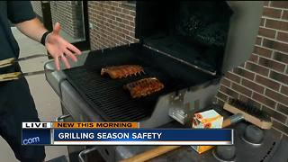 Grilling safety this Memorial Day - Video