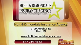 Holt & Dimondale Insurance Agency -12/14/16 - Video