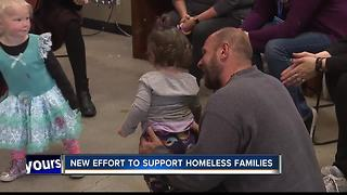 New effort to support homeless families in Boise - Video