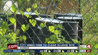 City hire firm to clear toxic sludge site - Video