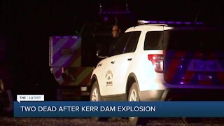 GRDA: Investigation is launched after two people died from Kerr Dam explosion