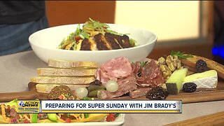 Preparing for the Super Bowl with Jim Brady's