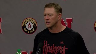 Nebraska football: Coach Scott Frost press conference - Video