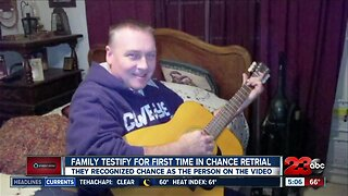 Family testifies for first time in Leslie chance trial
