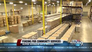 Pima County Supervisors approve $4.3M in funding for community services - Video