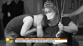 ROSWELL PARK RANKED 14TH BEST CANCER CENTER IN AMERICA